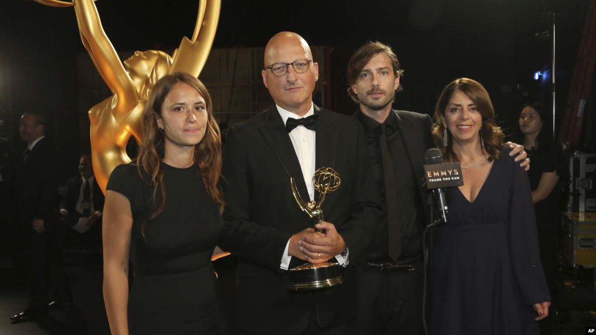 'Leaving Neverland'e Emmy Ödülü