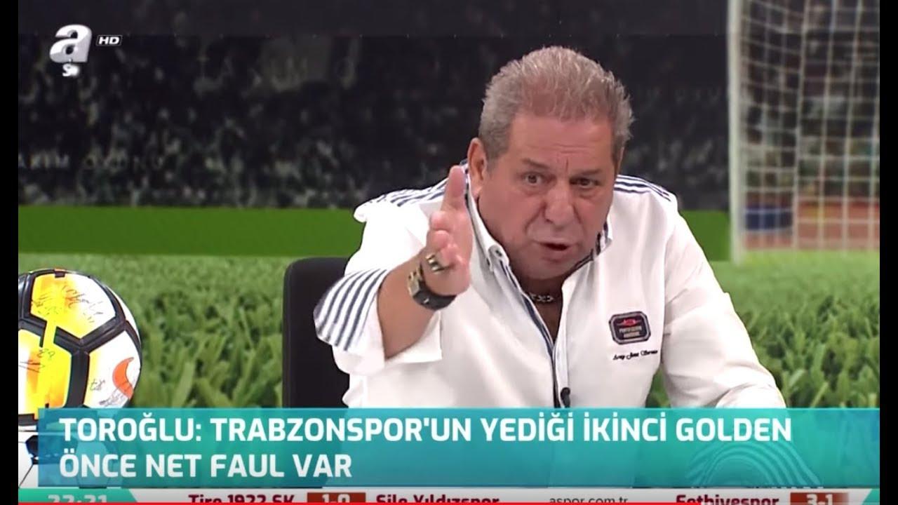 Trabzonspor 2 – 2 Gençlerbirliği Erman Toroğlu Maç Sonu Yorumları