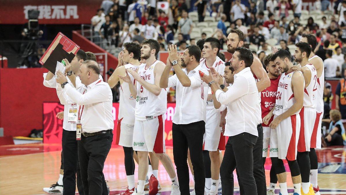 Türkiye Milli Basketbol Takımı ABD'ye karşı ilk peşinde