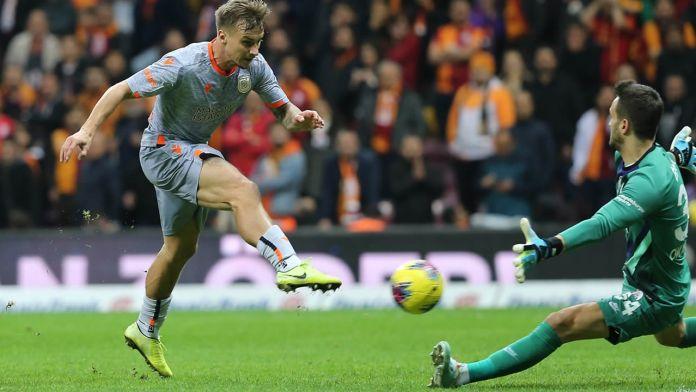 Galatasaray 0 - Başakşehir 1 Maç Özeti İzle