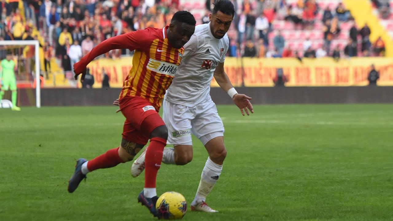 Kayserispor 1 – Sivasspor 4 Maç Özeti İzle