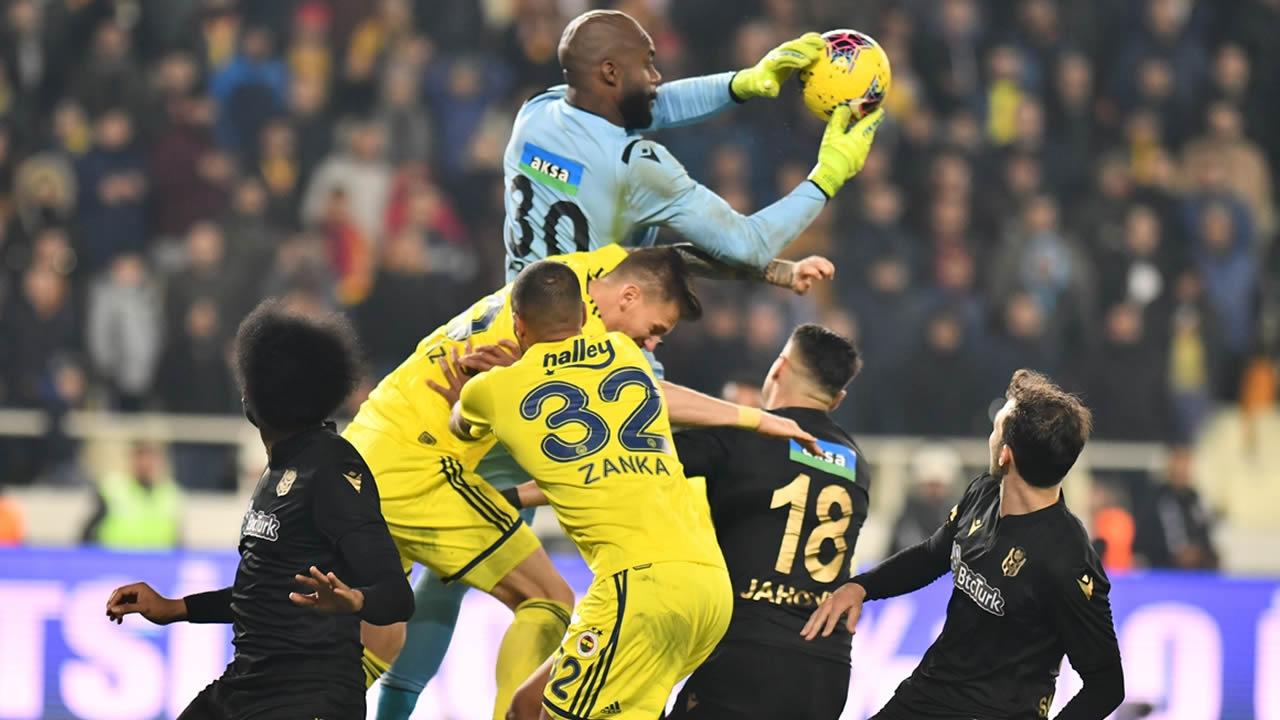 Malatyaspor 0 – Fenerbahçe 0 Maç Özeti İzle