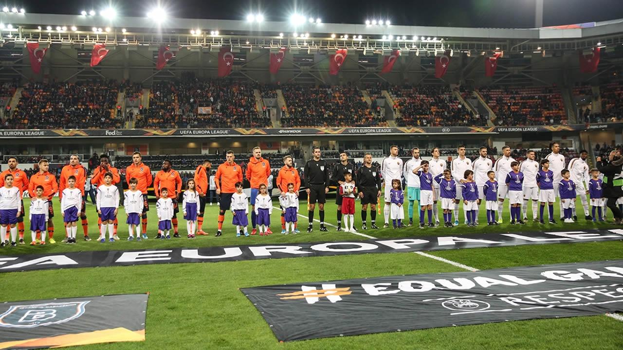 Başakşehir 0 – Roma 3 Maç Özeti İzle