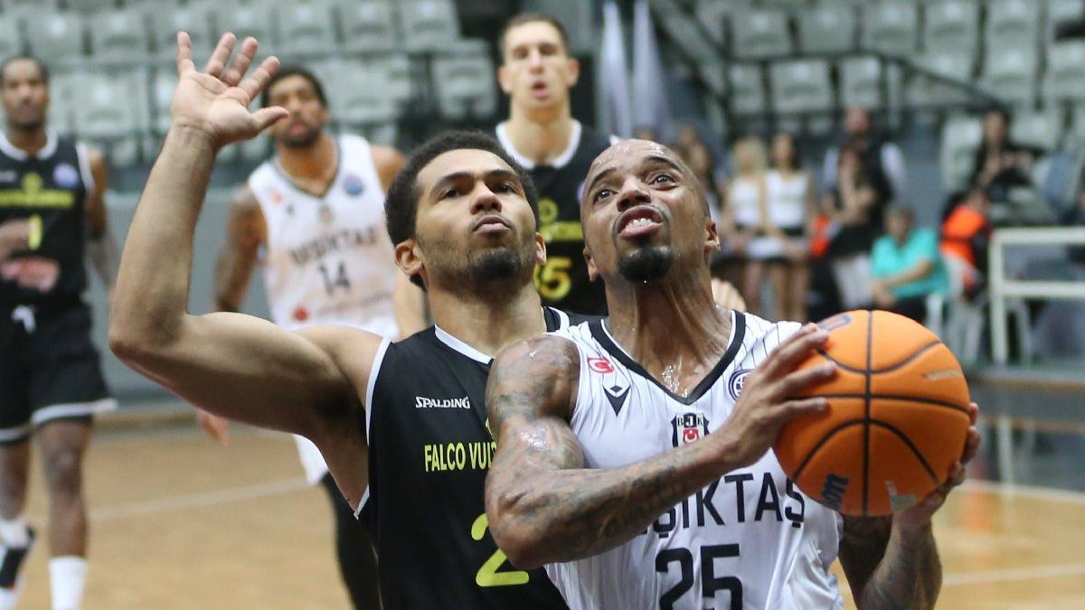 Beşiktaş Sompo Sigorta 74-49 Falco | FIBA Şampiyonlar Ligi