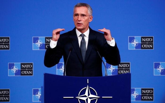NATO Genel Sekreteri Stoltenberg'in 'Çin kaygısı'