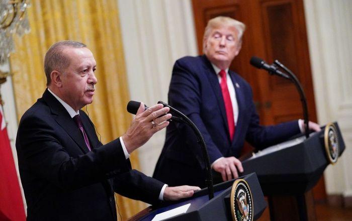 'Washington, Erdoğan'ın bağımsız dış politika hakkını tanımak istemiyor'