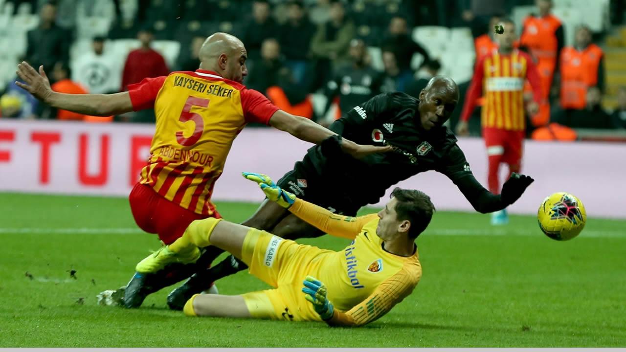 Beşiktaş 4 – Kayserispor 1 Maç Özeti İzle