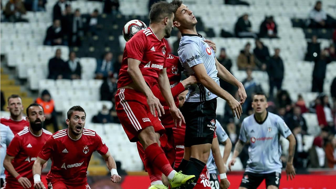 Beşiktaş 3 – 0 Erzincanspor Maç Özeti İzle