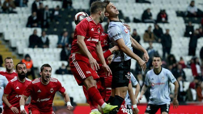 Beşiktaş 3 - 0 Erzincanspor Maç Özeti İzle