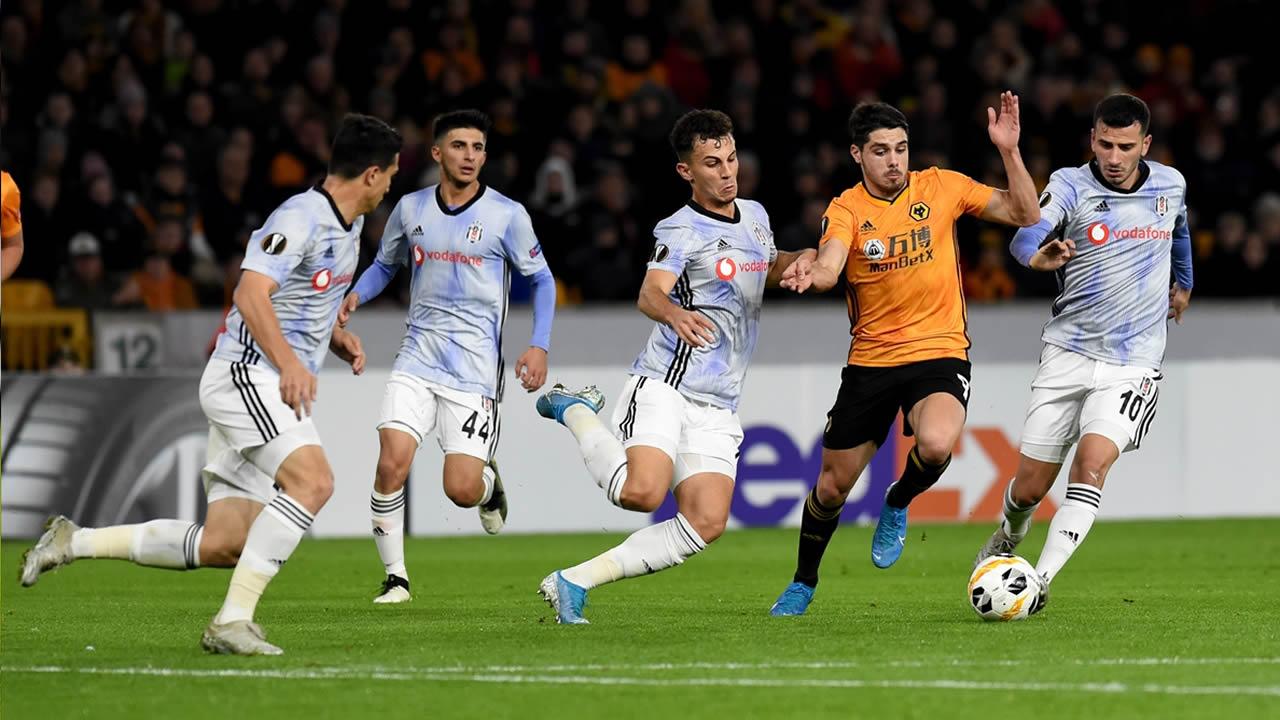 Wolverhampton Wanderers FC 4 – Beşiktaş 0 Maç Özeti İzle