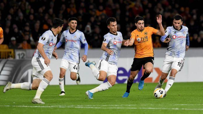 Wolverhampton Wanderers FC 4 - Beşiktaş 0 Maç Özeti İzle