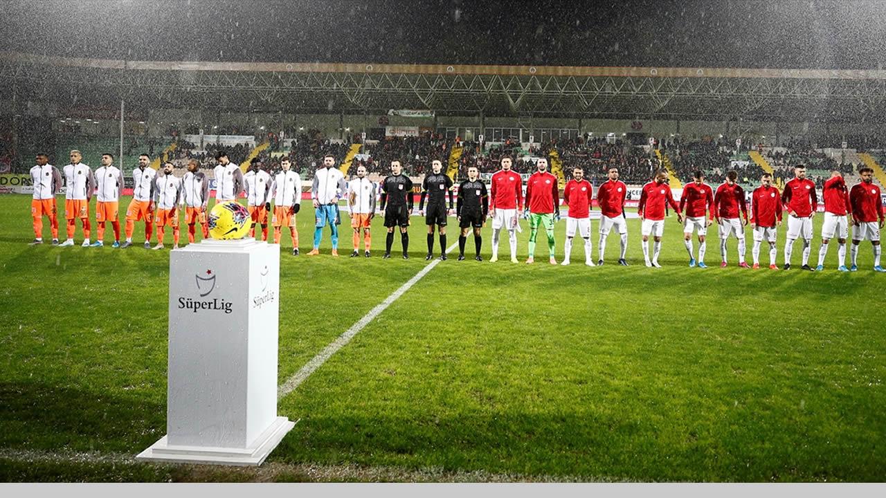 Alanyaspor 0 – Antalyaspor 0 Maç Özeti İzle