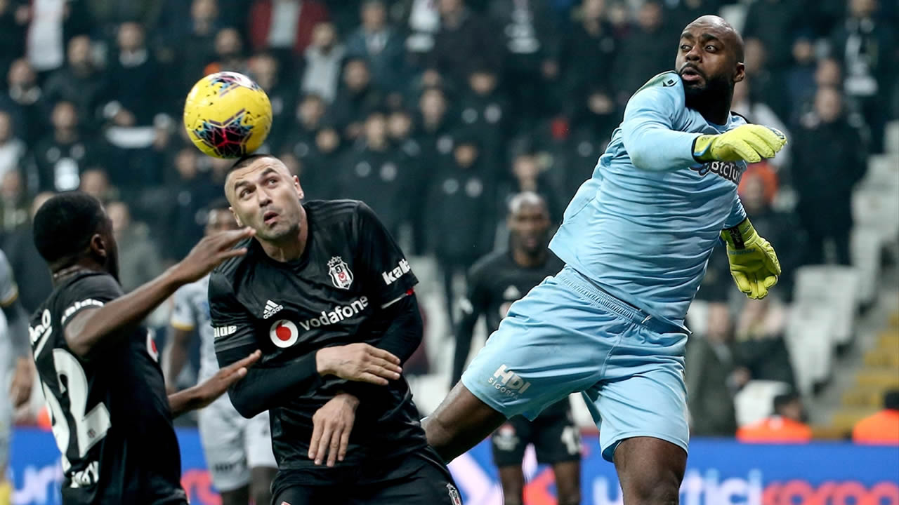 Beşiktaş 0 – Malatyaspor 2 Maç Özeti İzle