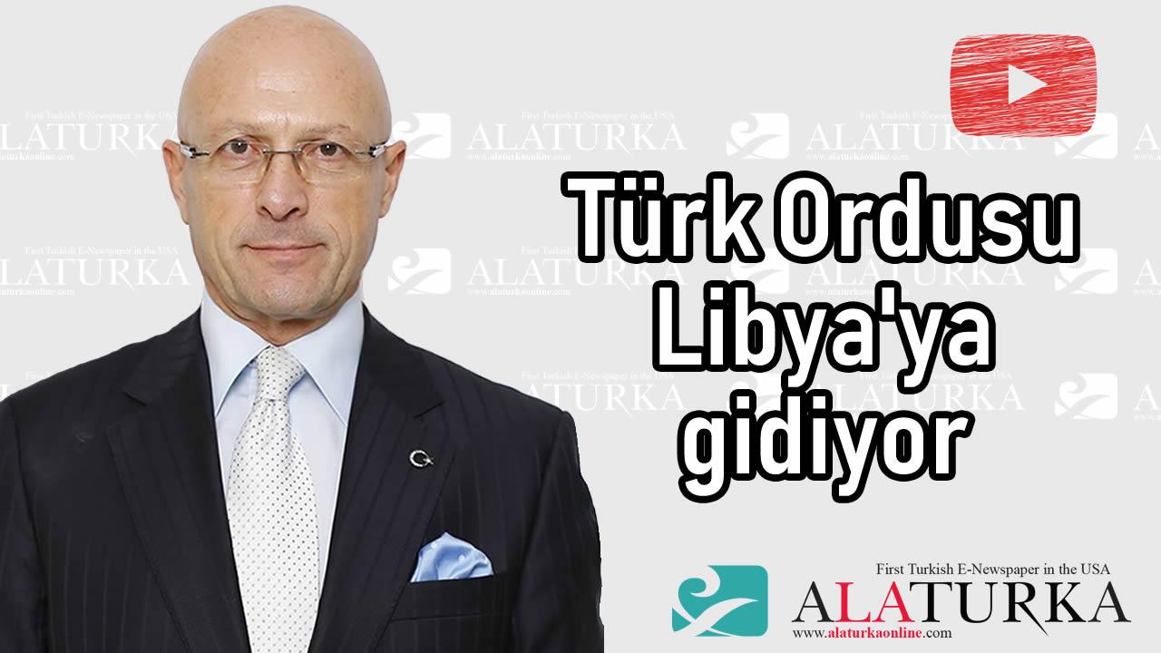 Erol Mütercimler: Türk Ordusu Libya'ya gidiyor