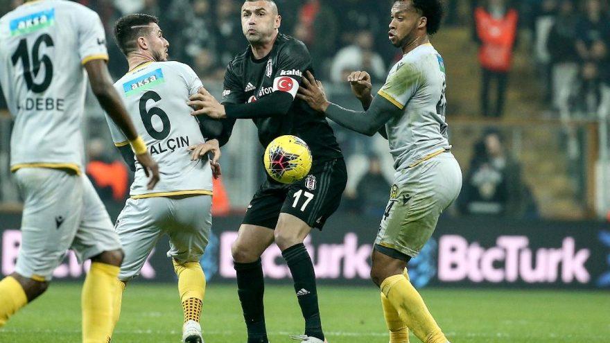 Beşiktaş Yeni Malatyaspor maç özeti izle: Galibiyet son anda geldi