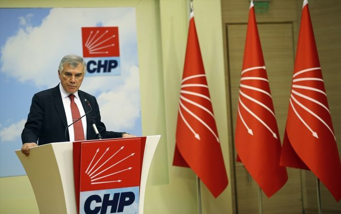 CHP'den ABD Senatosu'nda kabul edilen 'Ermeni Soykırımı' tasarısına kınama