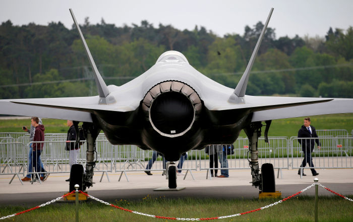 'Polonya ile ABD arasındaki F-35 alımına yönelik müzakereler ocak ayında tamamlanacak'