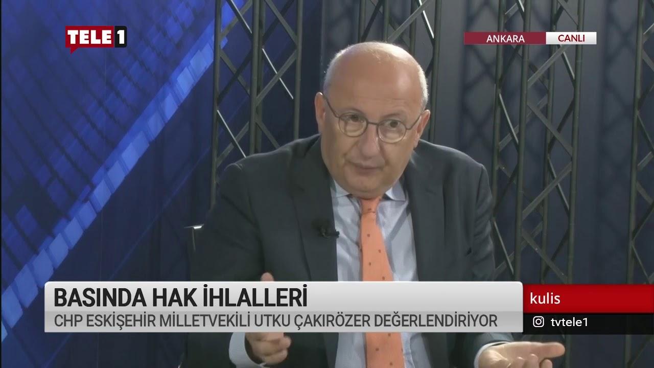 Utku Çakırözer, Erdoğan'ın yüzen sarayının detaylarını anlatıyor – Kulis (11 Aralık 2019