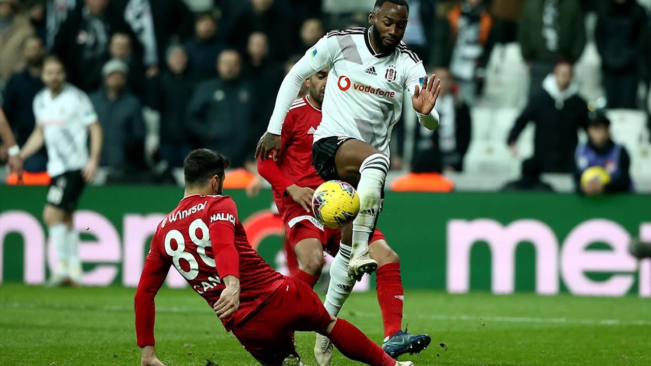 Beşiktaş 1 – Sivasspor 2 Maç Özeti İzle