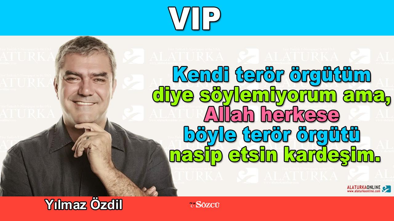 VIP – Yılmaz Özdil