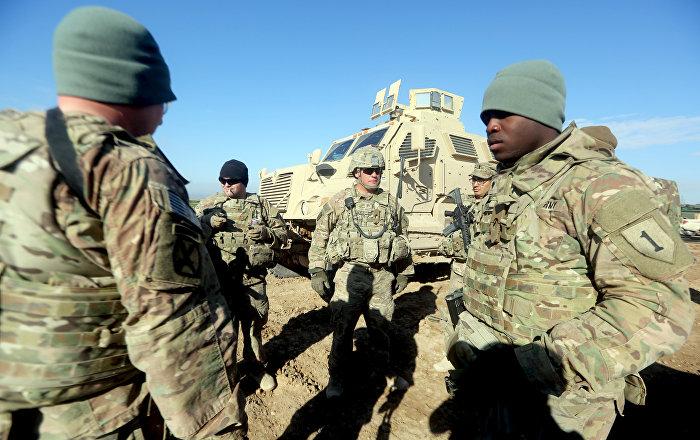 ABD, askerleri Irak'tan çıkarılırsa askeri yardımı kesecek