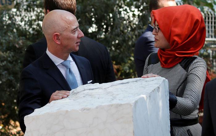 Veliaht Prens'in Bezos'u hacklediği haberi, Suudi Dışişleri'ne göre absürt, BM'ye göre 'güvenilir kanıtlara dayanıyor'