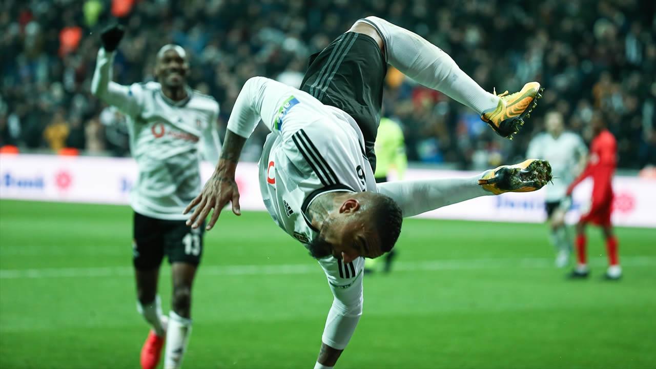 Beşiktaş 3 – Gaziantep 0 Maç Özeti İzle