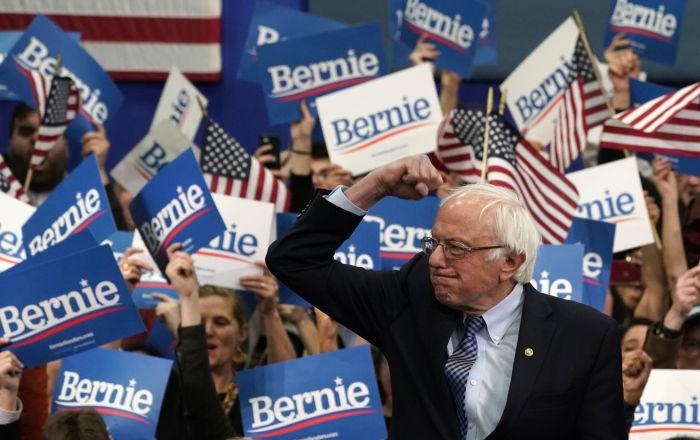 ABD'de New Hampshire'daki ön seçimleri Sanders kazandı: Bu zafer, Trump'ın sonunun başlangıcıdır