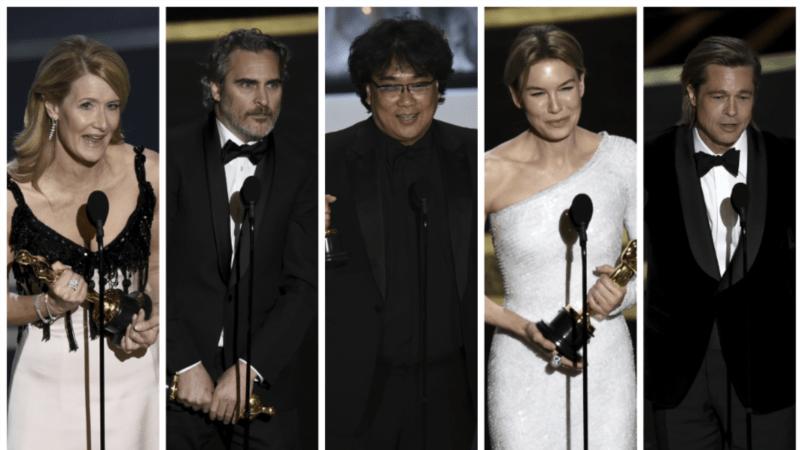 Oscar Tarihinde Bir İlk