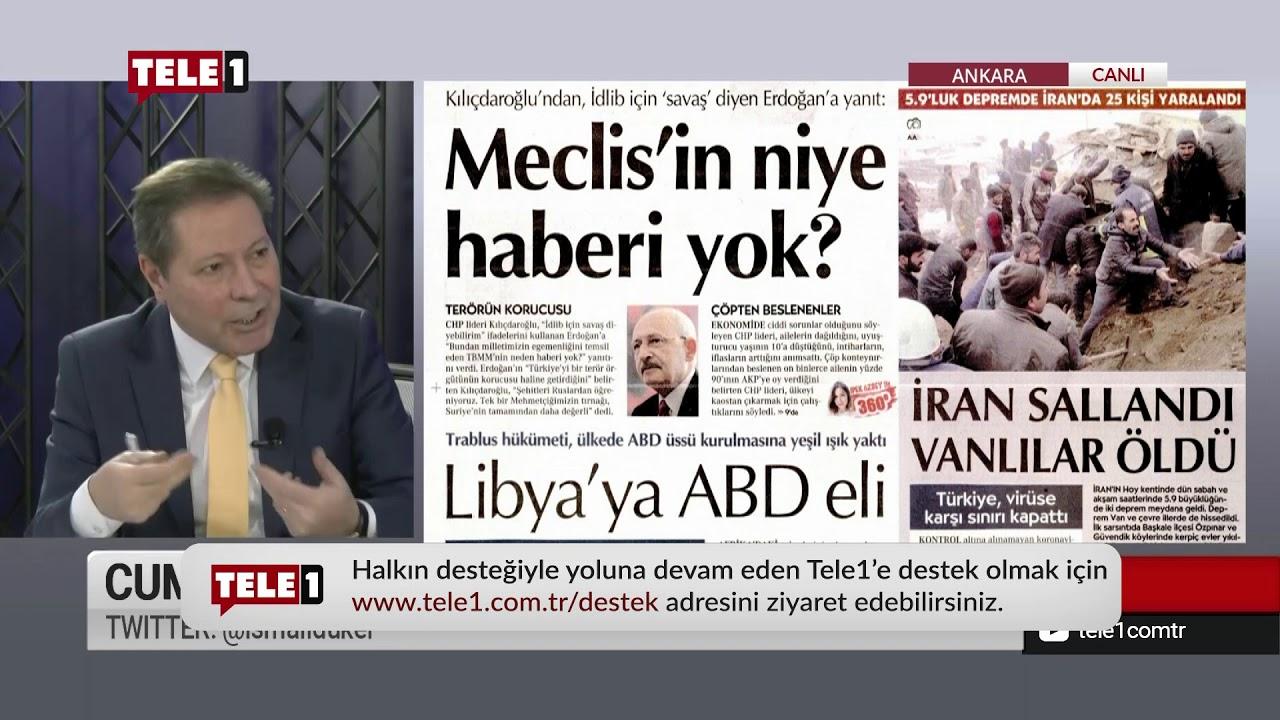 """""""Saray iktidarının dış politikası bilinmezliği"""" – Kulis (24 Şubat 2020)"""
