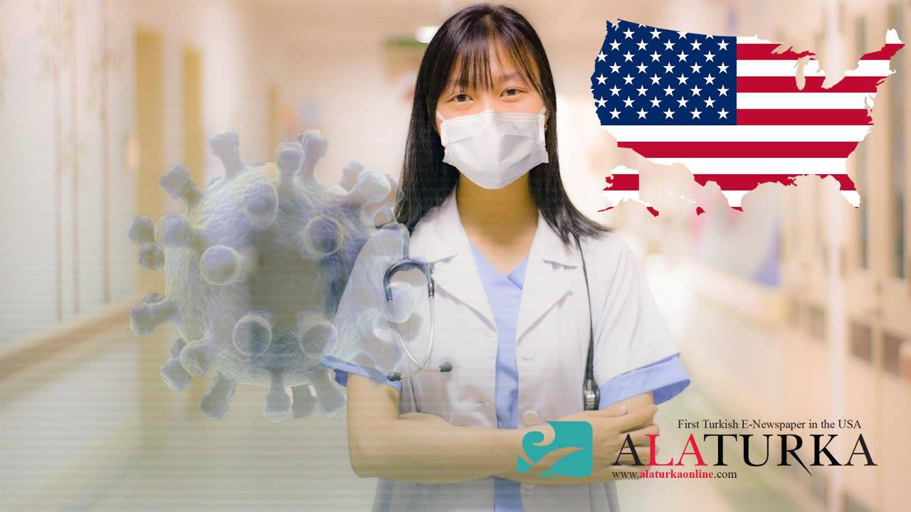 """ABD, Doktor ve Sağlık çalışanlarını çağırıyor : """"Gelin!"""""""