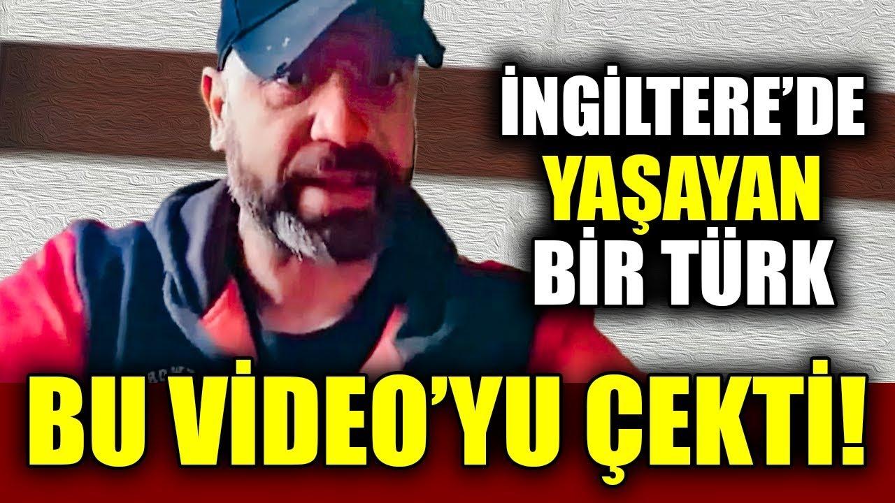 İngiltere'de Yaşayan Bir Türk Bu Video'yu Çekti (Herkese İzletmeliyiz)