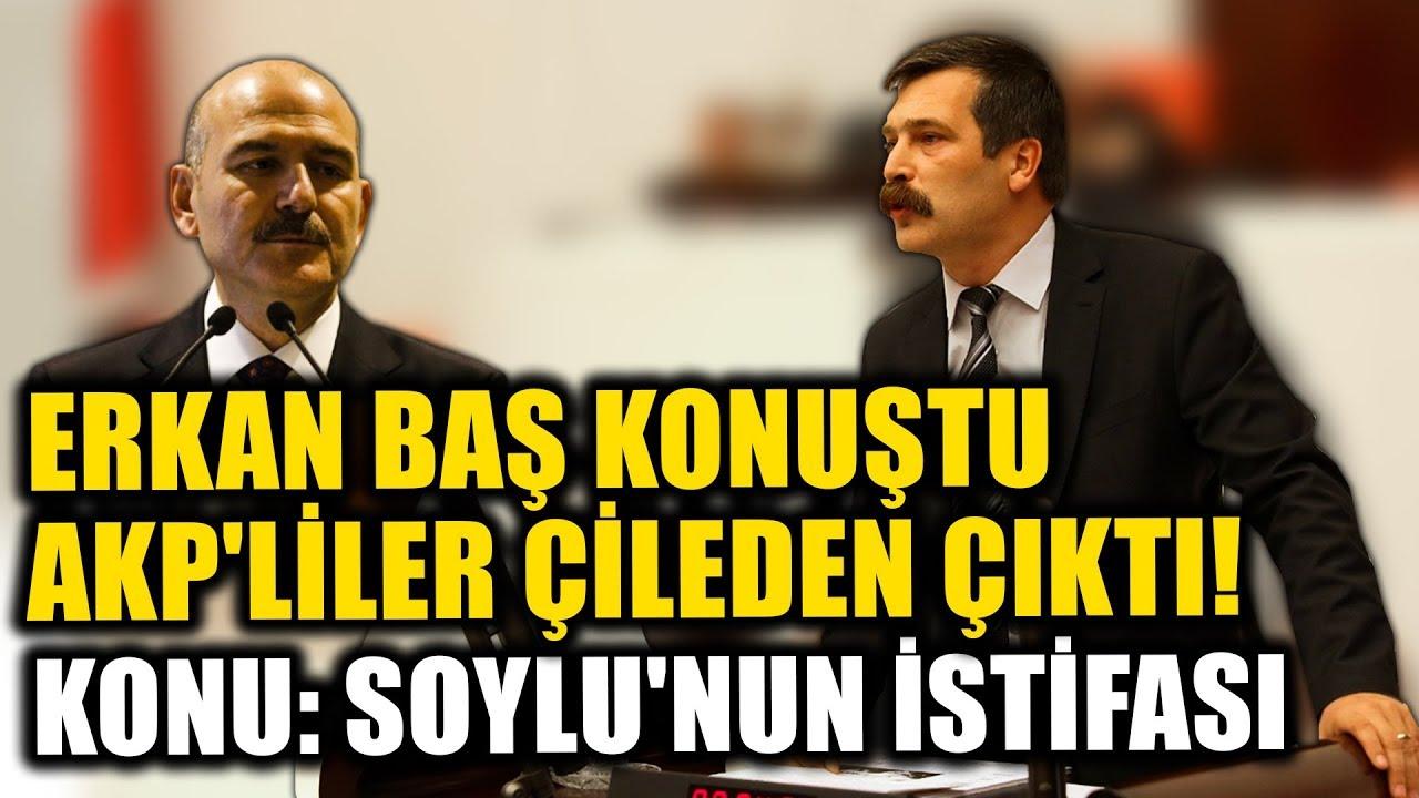 Erkan Baş: Süleyman Soylu'nun İstifasının Anlamı Budur!