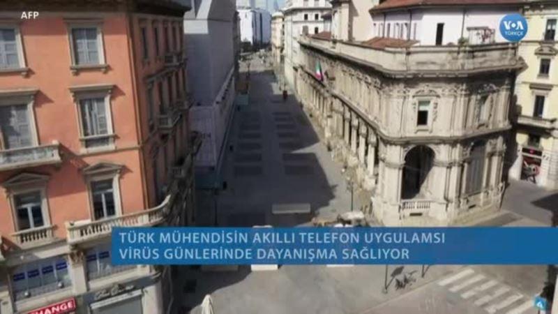 ABD'deki Türk Girişimcilerden Salgın Günlerinde Dayanışma 'Uygulaması'
