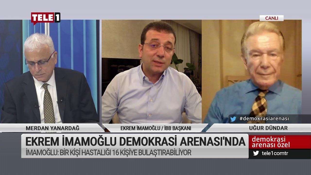 İmamoğlu: İstanbul 3 haftalık tecrite hazır – Demokrasi Arenası Özel (3 Nisan 2020)