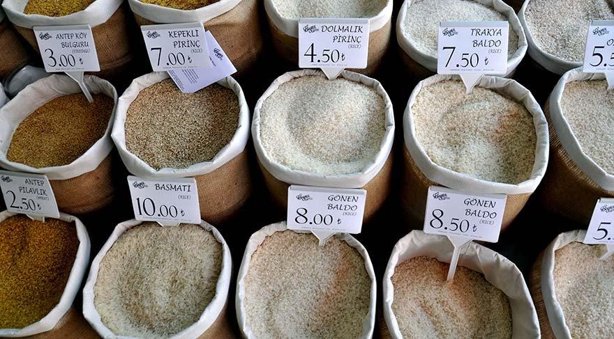 Pilava pirinç kalmadı ithalatın önü açıldı