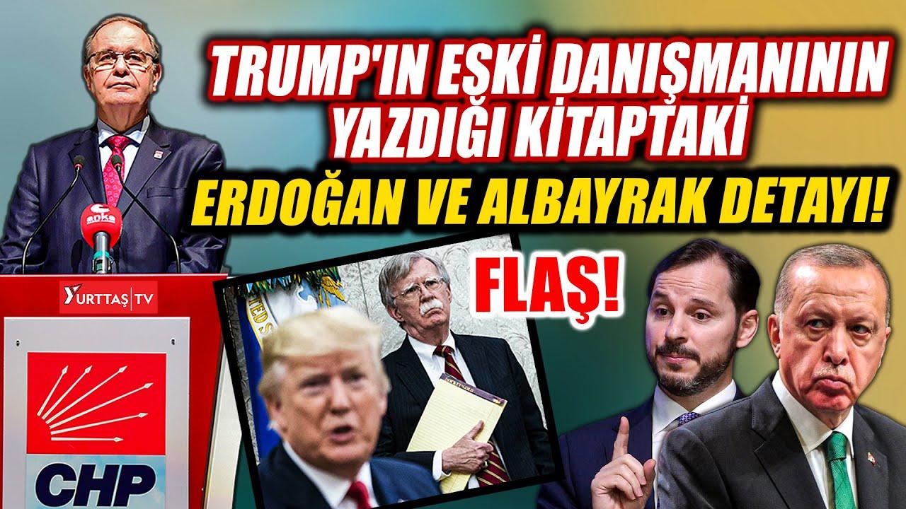 ABD'de kriz yaratan kitaptaki 'Erdoğan ve Albayrak' detayı… Faik Öztrak tek tek anlattı!
