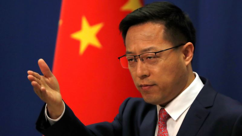 Çin'den ABD'ye Dünya Sağlık Örgütü Eleştirisi
