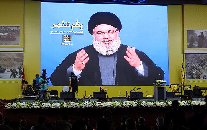 Hizbullah lideri Nasrallah: ABD, Lübnan Merkez Bankasına müdahale ederek piyasaya dolar akışını engelliyor