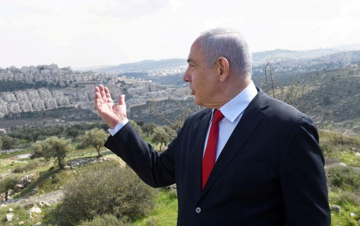 Netanyahu'nun bakanı, Batı Şeria'yı ilhak planının ileri bir tarihe ertelendiğini teyit etti