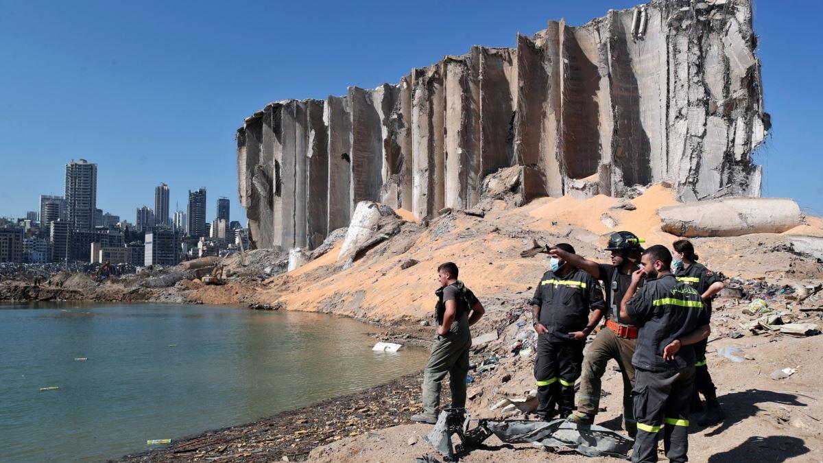 ABD Lübnan'a Acil Durum Yardımı Yapıyor