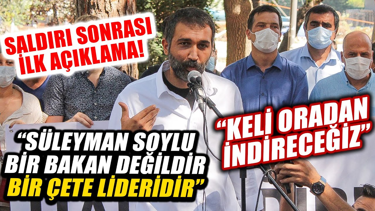 """Barış Atay ve Erkan Baş'tan ortak açıklama: """"BİZ SİYASETÇİ DEĞİLİZ BİZ DEVRİMCİYİZ!"""""""