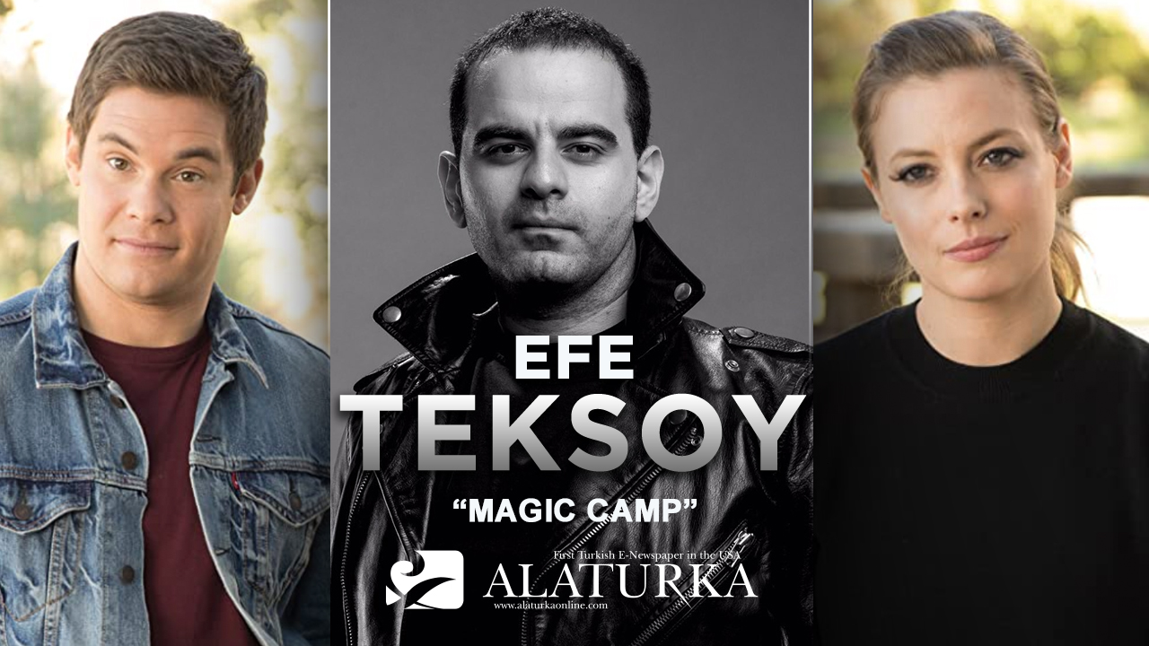 Disney'den Sihir Dolu Bir Macera Filmi: Magic Camp