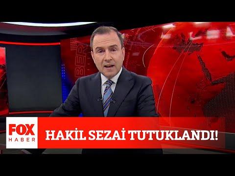 Halil Sezai tutuklandı! 18 Eylül 2020 Selçuk Tepeli ile FOX Ana Haber