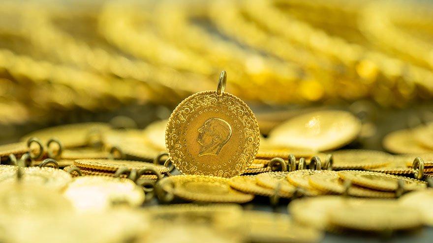 Altın fiyatlarında düşüş! Gram altın 482 liraya geriledi