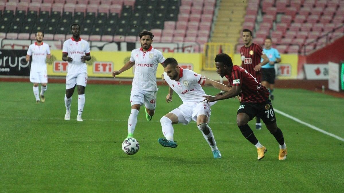 MAÇ SONUCU | Eskişehirspor 0-1 Samsunspor