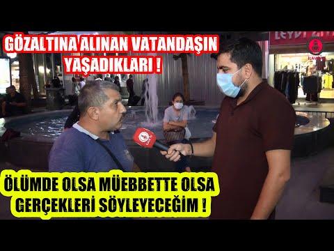 Röportaj Verdiği İçin Gözaltına Alınan Ateist Vatandaş Resti Çekti !