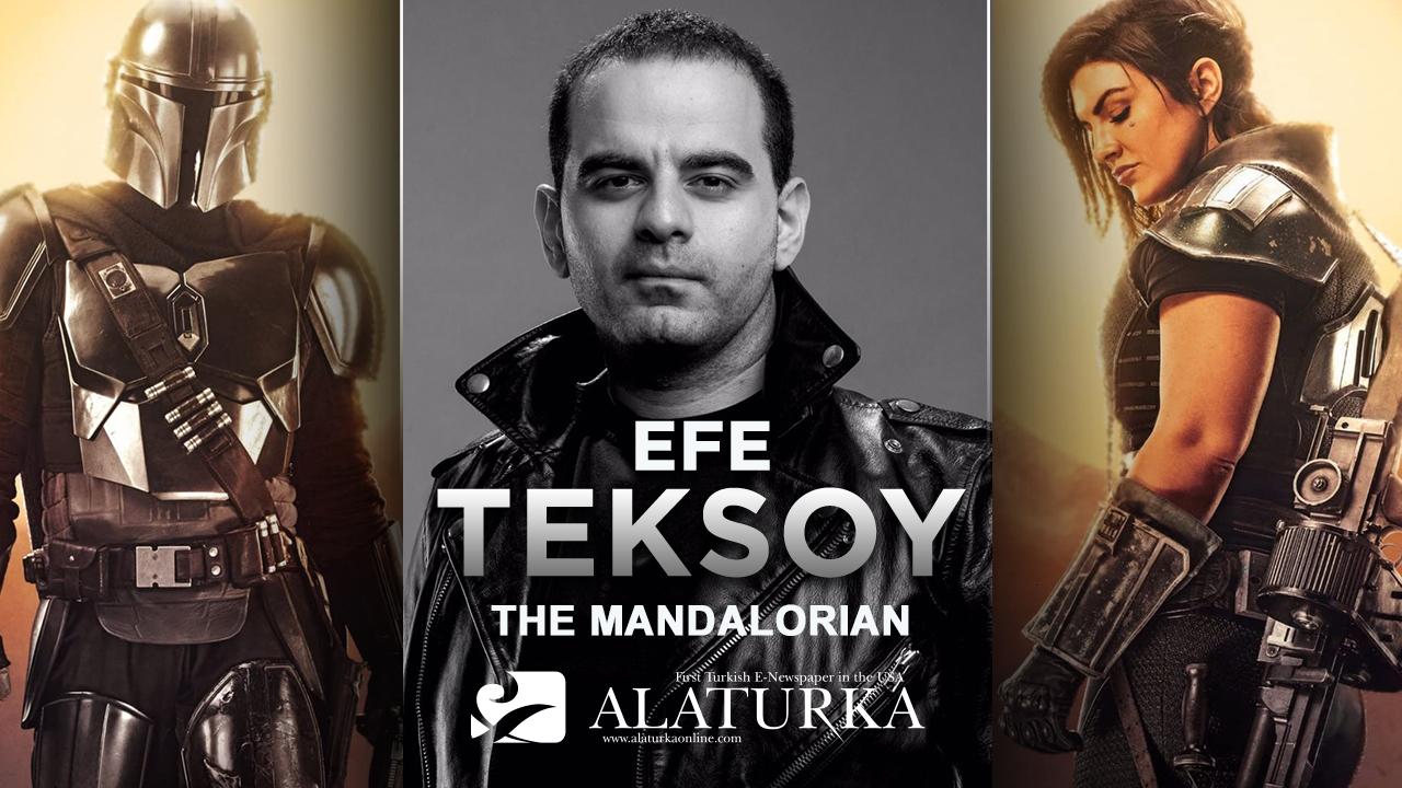 """Sinema Yazarı/ Film Eleştirmeni Efe Teksoy, """"The Mandalorian"""" dizisini sizler için yazdı."""