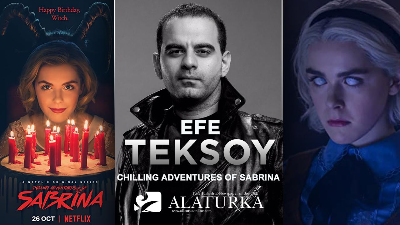 """Yer altı dünyasına fantastik bir yolculuk, """"Chilling Adventures of Sabrina"""""""