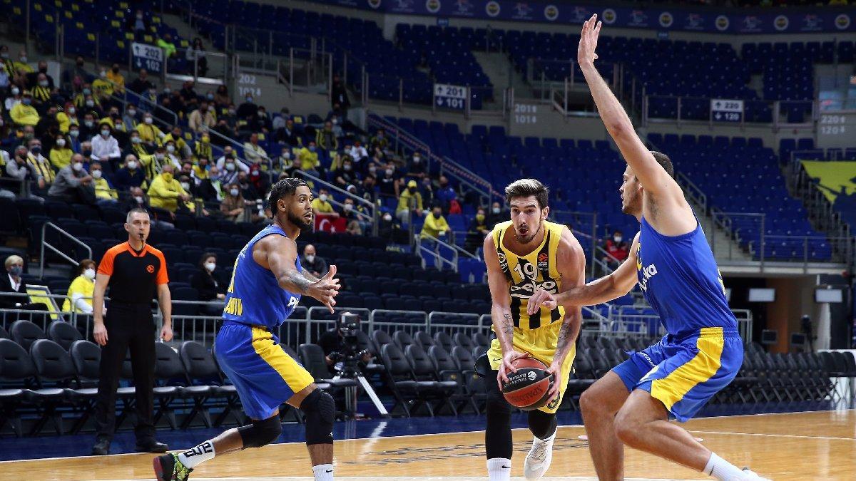Euroleague   Fenerbahçe Beko 82-75 Maccabi Tel Aviv